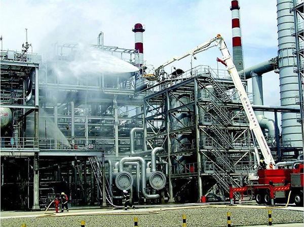石化工業使用不銹鋼管